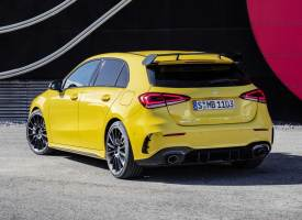 MERCEDES-AMG A 35 4 MATIC