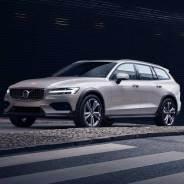 Volvo'dan yeni V60 Cross Country
