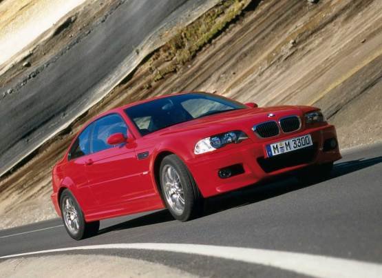 2000 BMW M3