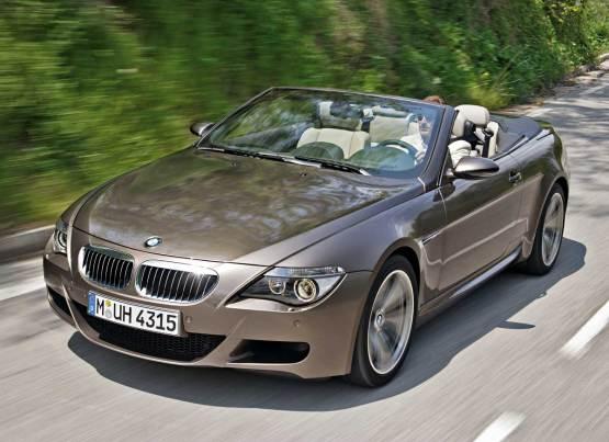 2006 BMW M6 CABRIO