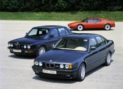 BMW M5 VE M1