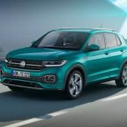 Yeni VW T-Cross resmen tanıtıldı