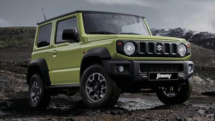 Yeni Suzuki Jimny kaç para?