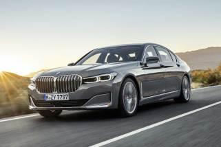 BMW'nin üst sınıf sedanı 7 Serisi yenilendi
