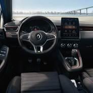 İşte yeni Renault Clio'nun kabini