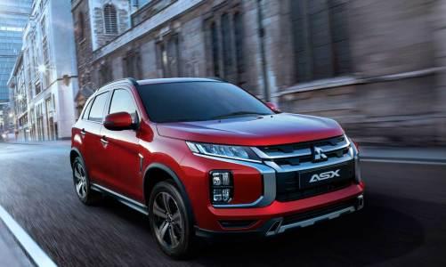 Mitsubishi ASX yenilendi