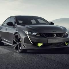 Peugeot Sport'dan sportif 508 konsepti