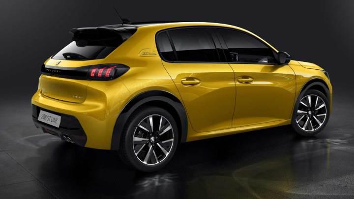 Yeni Peugeot 208 mart ayında geliyor