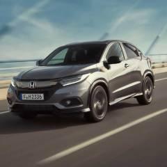 Honda HR-V makyajlandı
