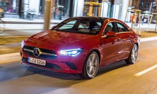 Yeni Mercedes CLA kaç para?