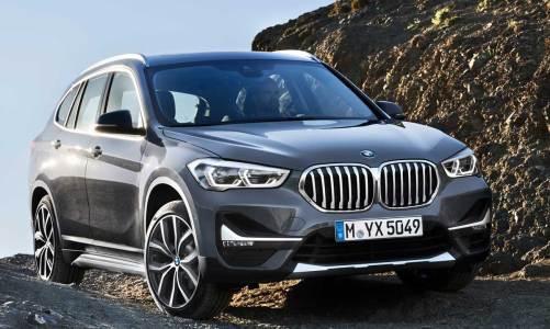 BMW X1 makyajlandı