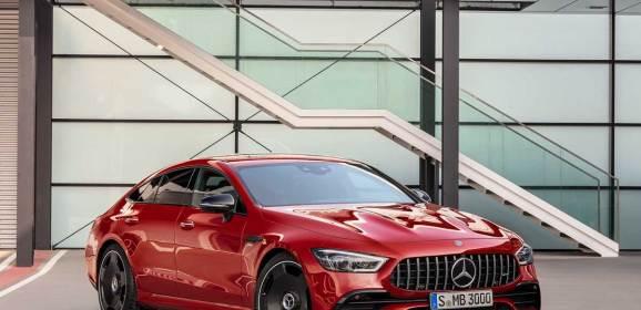 Mercedes-AMG'den dört kapılı coupe