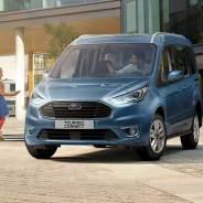 Ford Tourneo ve Transit Connect yenilendi