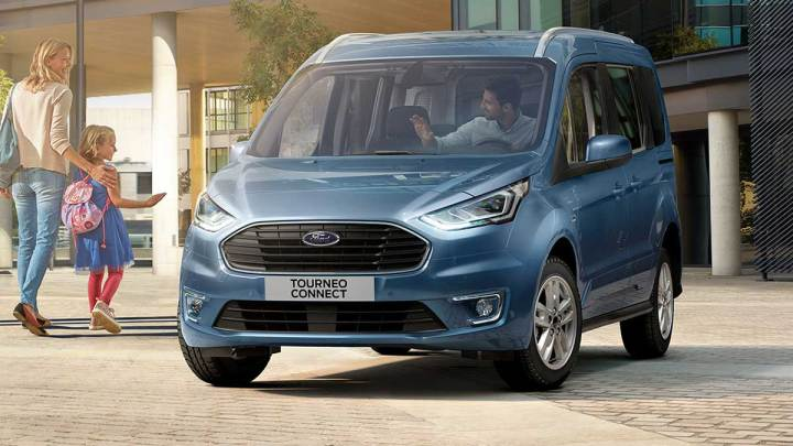 Ford Tourneo ve Transit Connect yenilendi