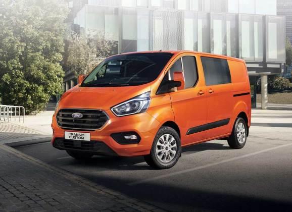 Ford Transit ve Tourneo Custom yenilendi