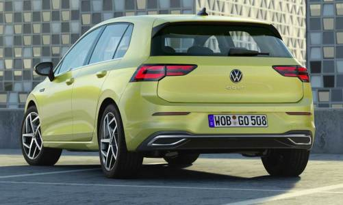 Yeni Volkswagen Golf 8 kaç para?