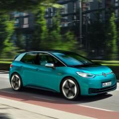Volkswagen ID.3'ün üretimi başladı