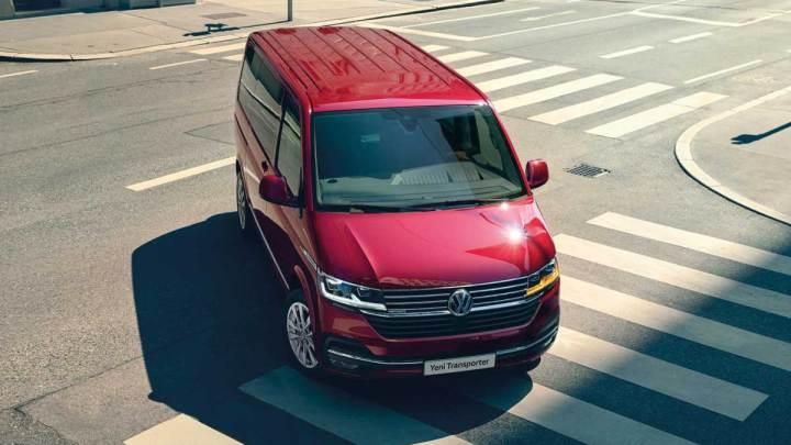 Yeni VW Transporter Türkiye'de