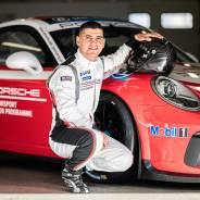 Ayhancan Güven Porsche fabrika pilotu