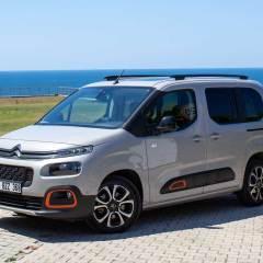SUV gibi ticari: Citroen Berlingo