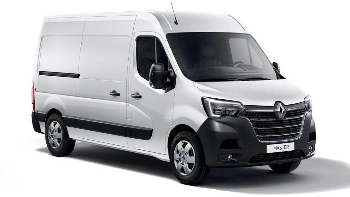 Renault Master yenilendi