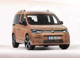 Yeni Volkswagen Caddy tanıtıldı
