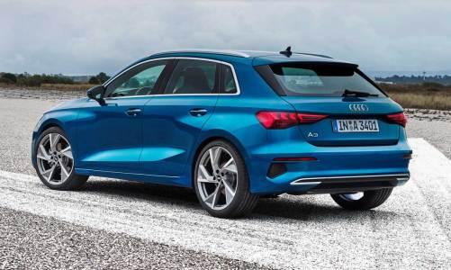 Yeni Audi A3 Türkiye'de satılmaya başladı