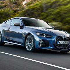 BMW yeni 4 Serisi Coupe'yi tanıttı