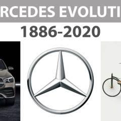 Mercedes tarihçesi ve gelişimi 1886-2020