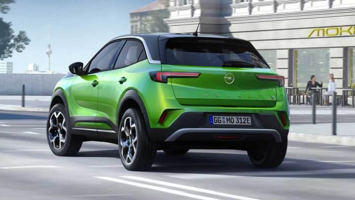 Opel tamamen yeni Mokka'yı tanıttı