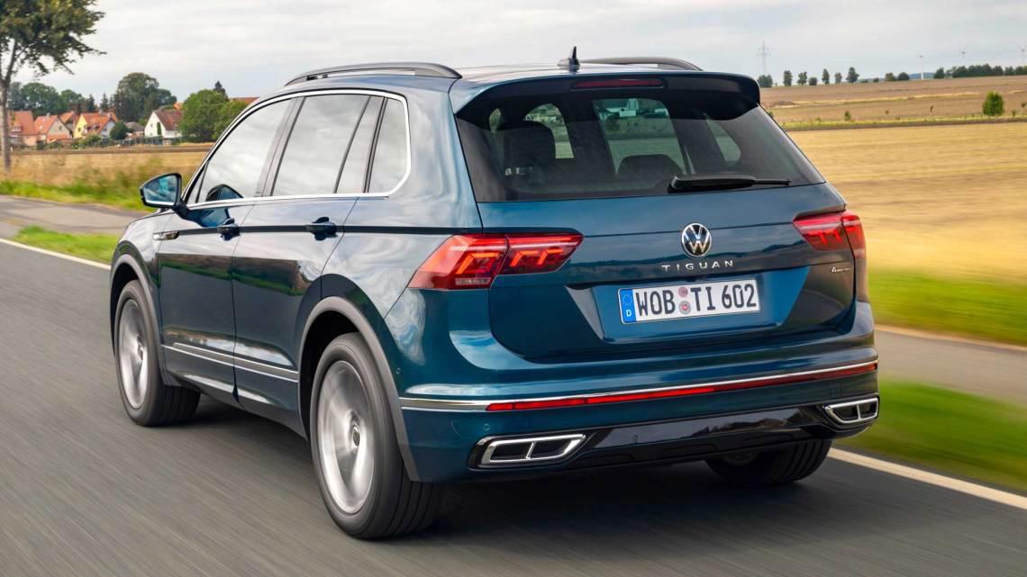 Yeni Volkswagen Tiguan Türkiye'ye geldi
