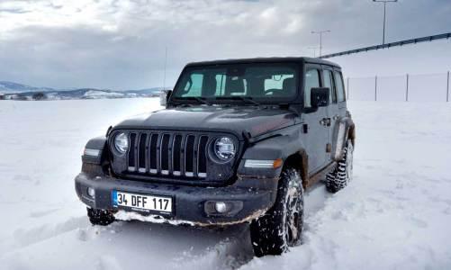 Yeni Jeep Wrangler Rubicon test sürüşü