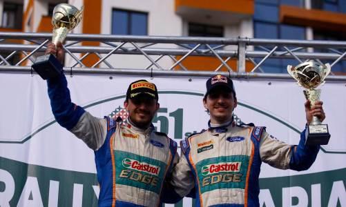 Castrol Ford Team Türkiye'den Bulgaristan başarısı