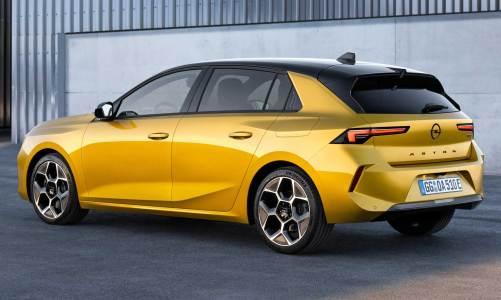 Altıncı nesil Opel Astra tanıtıldı
