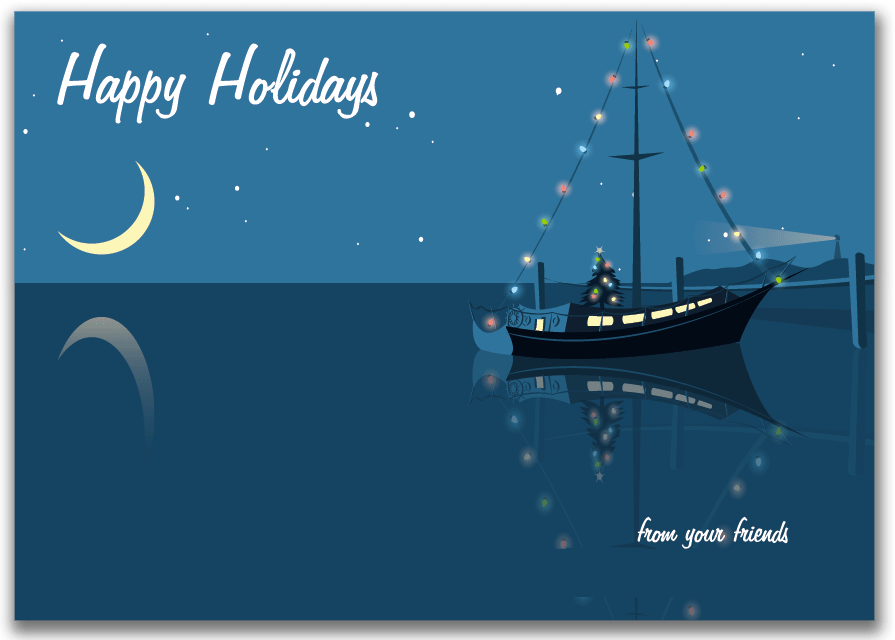 AMSBE Free Personalized Holiday Cards ECards