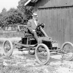 Ford Modelo T elétrico.