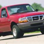Ford Ranger elétrica.