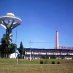 Fábrica da Café Damasco foi fundada em 1960. (Foto: Divulgação).