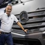 Philipp Schiemer, presidente da Mercedes-Benz do Brasil e CEO América Latina.