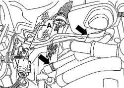 Removing Engine. Volkswagen Touareg (from 2003 to 2006