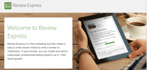 tripadvisor reviewexpress by Automated Contacts