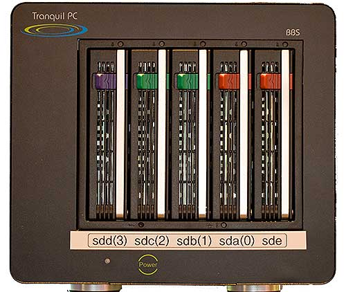Tranquil BBS2 Barebones Home Media Server Review ...