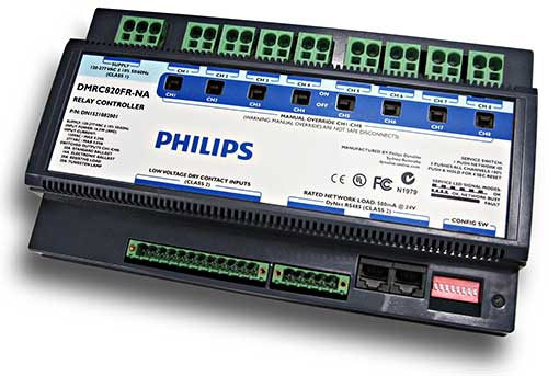 philips launch dynalite in the usa