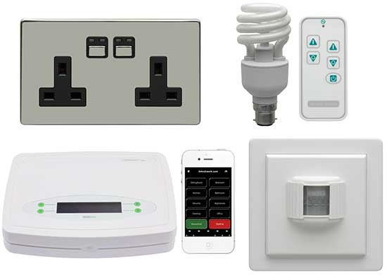 Lightwaverf home automation system in depth review for Automated home system