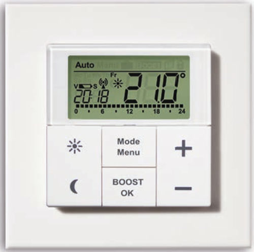 eQ-3 MAX! Affordable Wireless Heating Control with your Smartphone