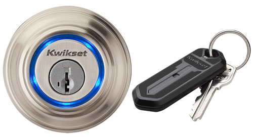 video kwikset kevo bluetooth door lock controlled from your smartphone