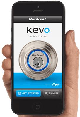 kevo-iphone