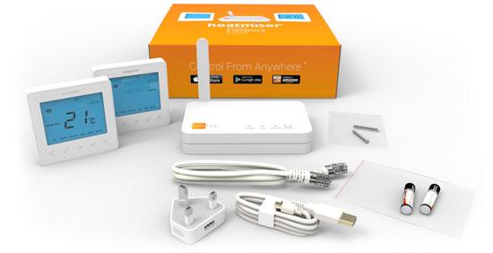 Heatmiser Neo Kit 2