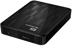 WD My Passport 2TB Portable Hard Drive