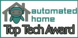 Automated Home Top Tech Award